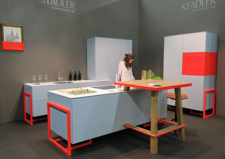 Möbelmesse Köln 2017 Eindrücke Mtb Schreinerei