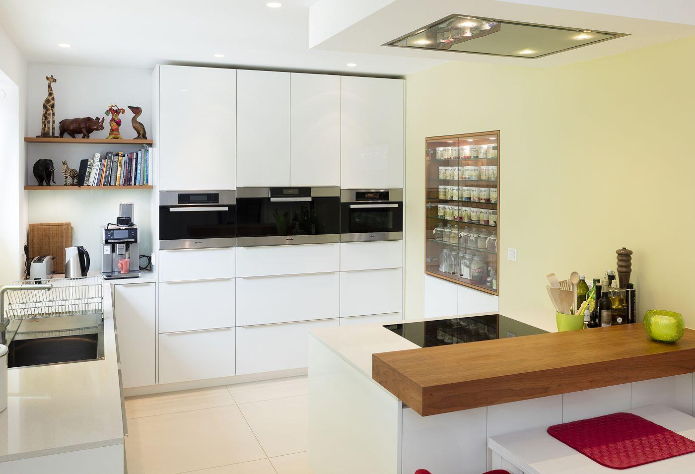 MTB-Küchen vom Schreiner individuell geplant und gefertigt