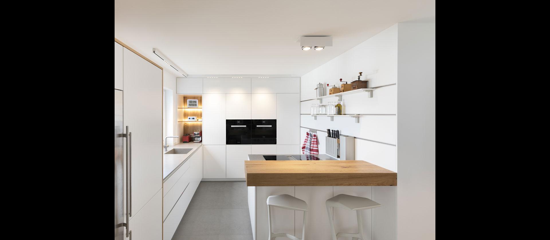 mtb k che als wohnraumerweiterung. Black Bedroom Furniture Sets. Home Design Ideas
