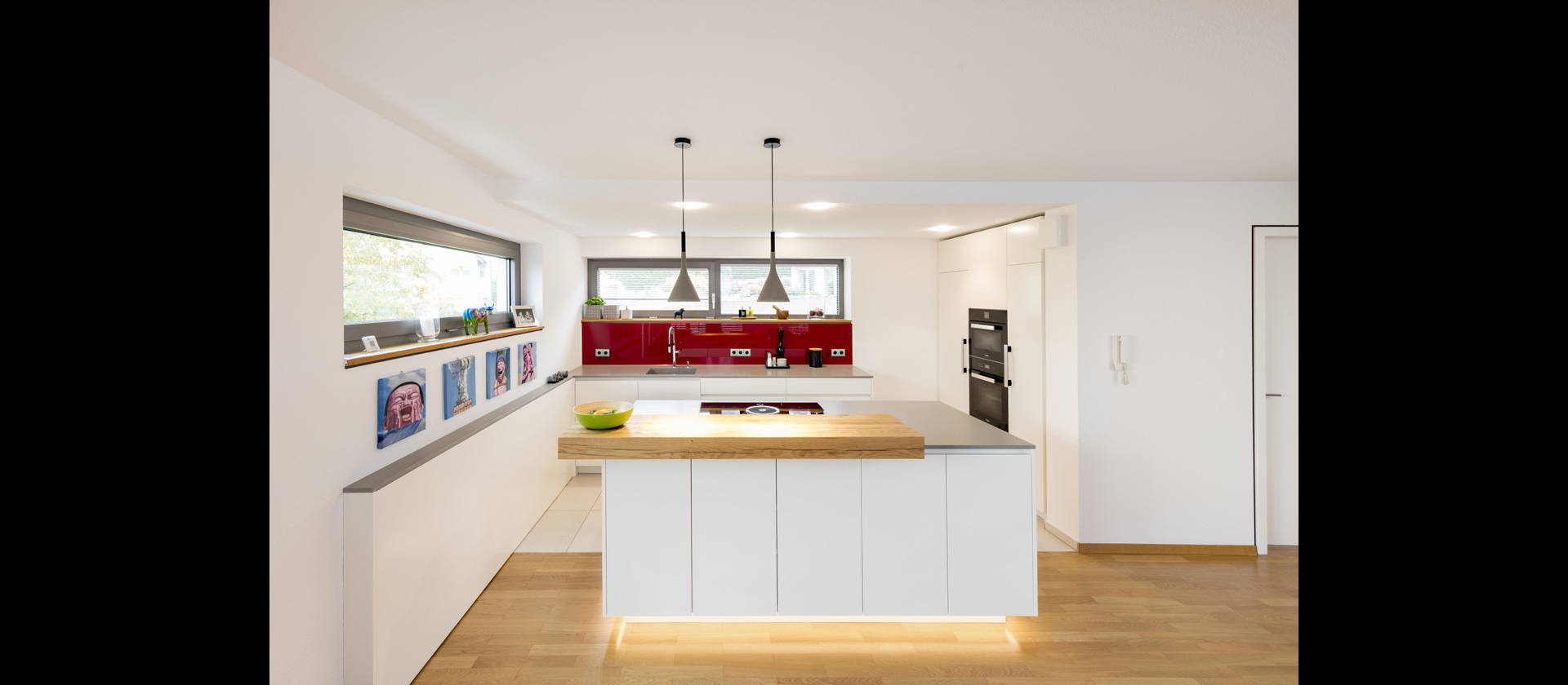 Block Küchen mit freiem block bora basic umluft