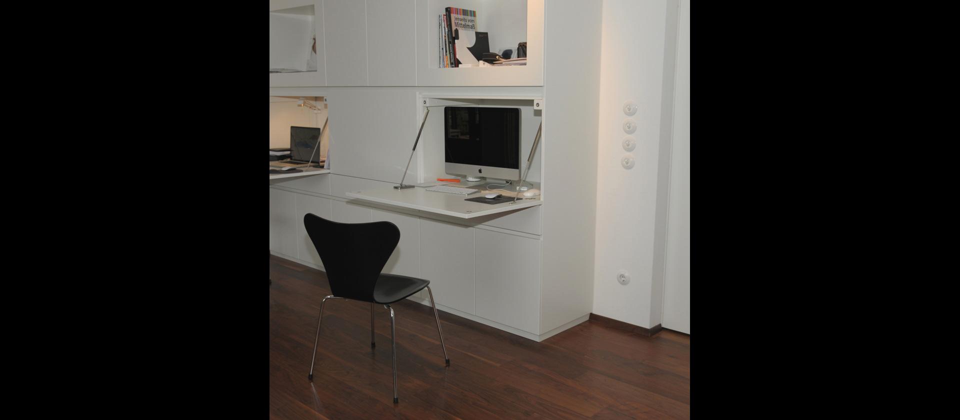 homeoffice individuelle ausstattung modernes design. Black Bedroom Furniture Sets. Home Design Ideas